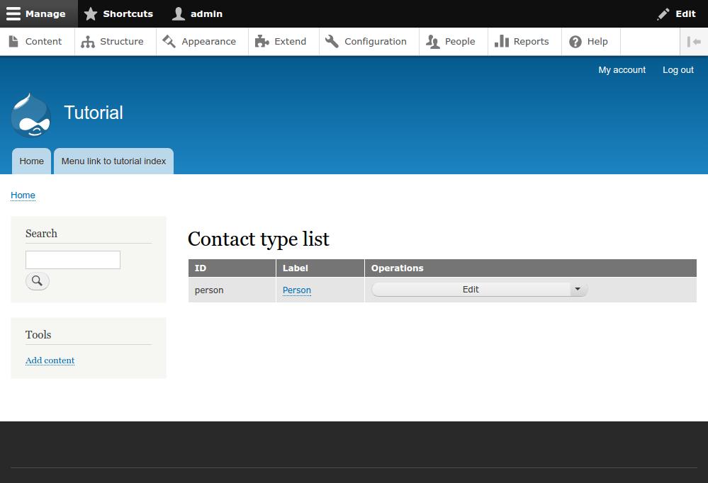 Drupal 8 API: fields   J-P Stacey