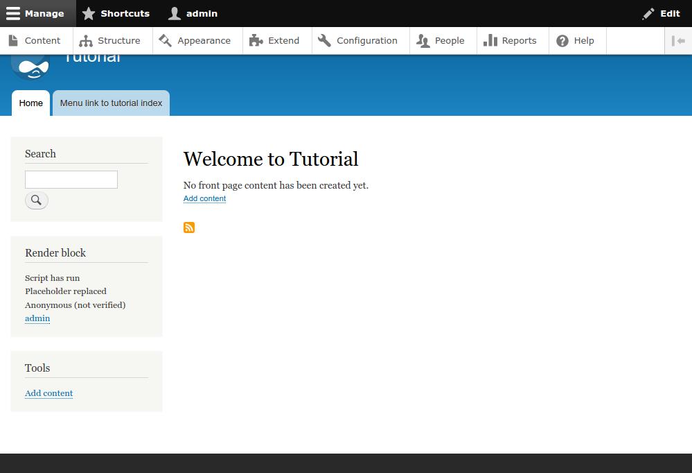 Drupal 8 API: render API | J-P Stacey